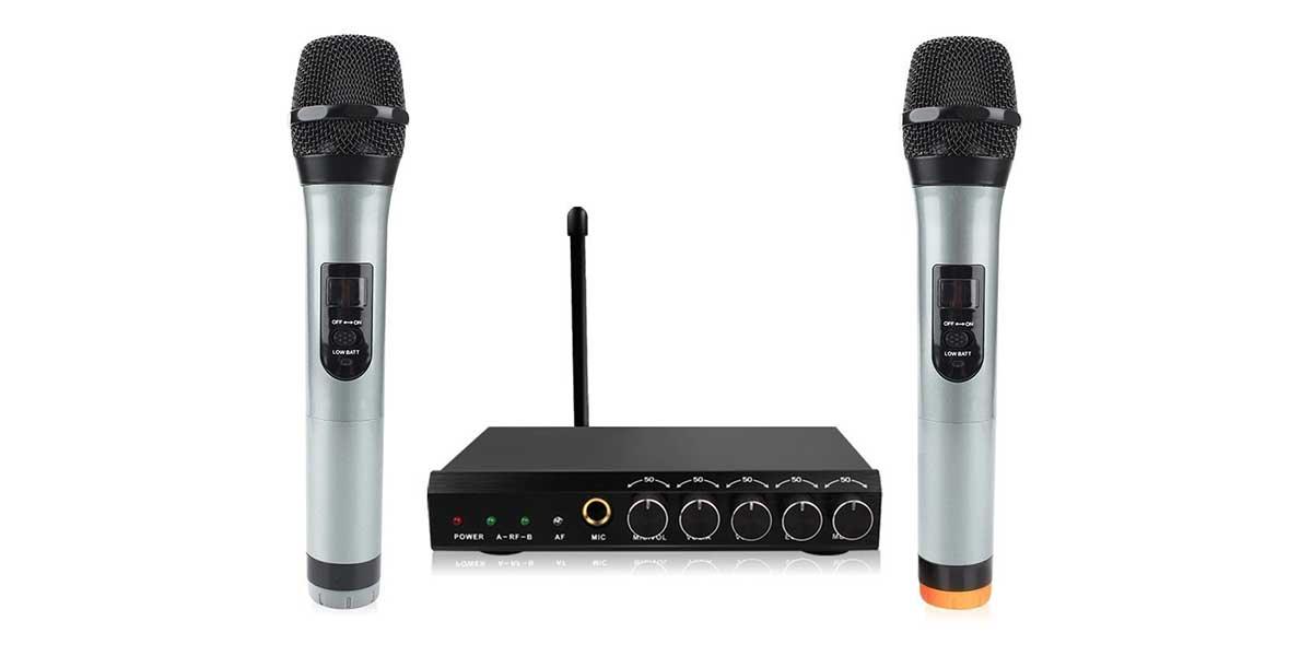 best karaoke amplifier mixer